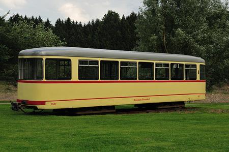 Wagen 1637 der Rheinbahn Düsseldorf