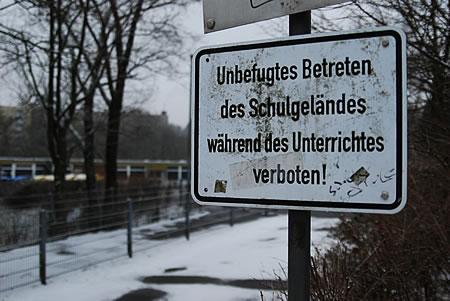 GHS Bökerhöhe - Resterampe