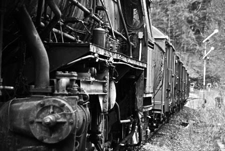 52 8086 im Bahnhof Radevormwald Dahlhausen-Wupper