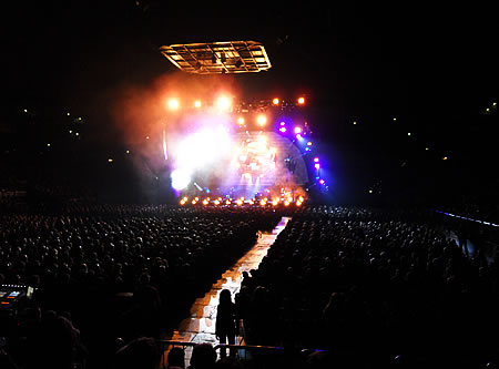The Australian Pink Floyd Show, Greatest Hits World Tour 2011 - Köln 22.02.2011
