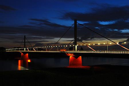 Autobahnbrücke Köln Merkenich