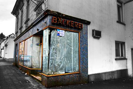 Ehemalige Bäckerei Radevormwald