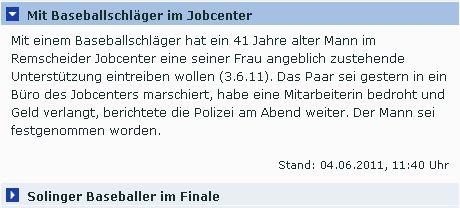 Neulich auf wdr.de (Screenshot)
