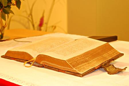 Kritik der reinen Vernunft? Die Bibel