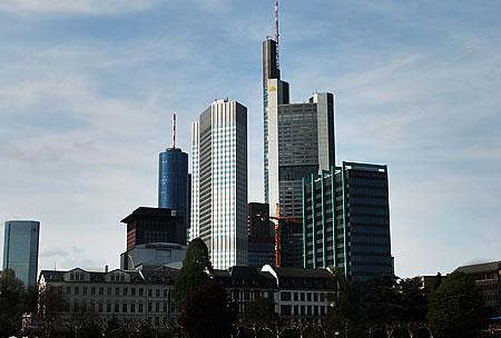 Mainhatten Frankfurt