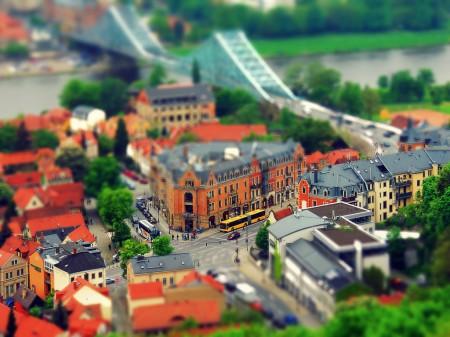 Dresden Loschwitz / Loschwitzer Brücke