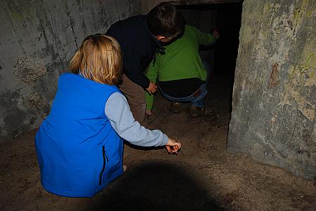 Jugend forscht - im Westwall Bunker