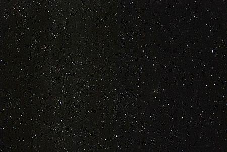 Sternhimmel über Fanö
