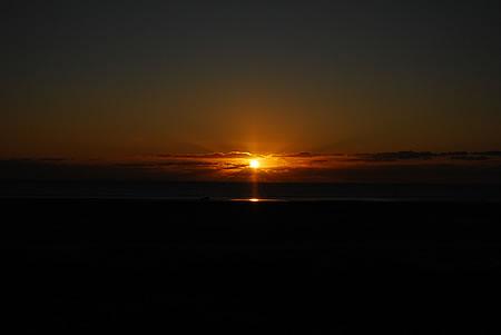 Sonnenuntergang auf Fanö