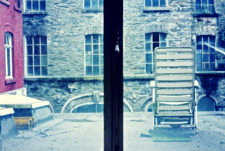 Ein Tag an meinem Fenster