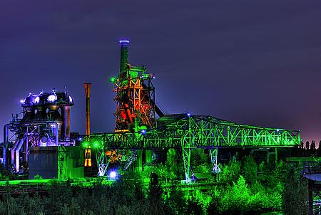 Industriepark Duisburg HDR