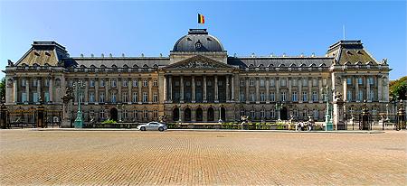 Königspalast Brüssel - Palais Royal Bruxelles