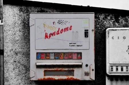 Kondomat / Kondomautomat