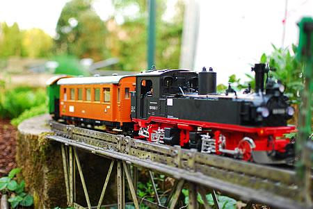 LGB: Lehmann Gartenbahn, Maßstab 1:25