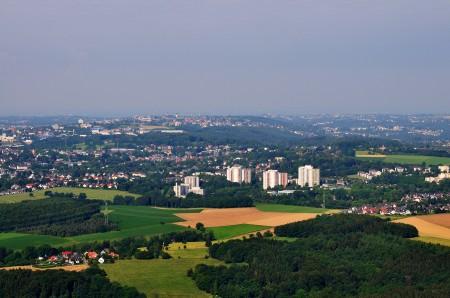 Luftbild Remscheid Hackenberg