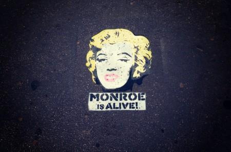MONROE is ALIVE!