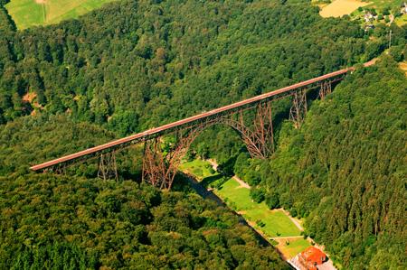 Müngstener Brücke Luftbild
