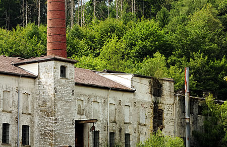 ehem. Papierfabrik Radevormwald-Wilhelmstal