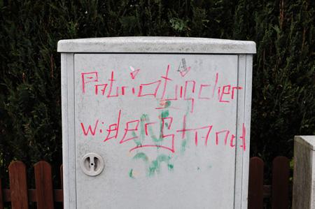 """Die """"Patrioten"""" in Radevormwald"""