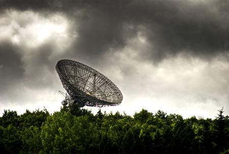 Radioteleskop / Astropeiler Effelsberg