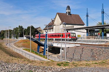 "Fertig, der neue Lenneper ""Bahnhof"""