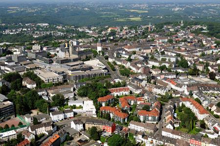 Luftbild Remscheid Holscheidsberg