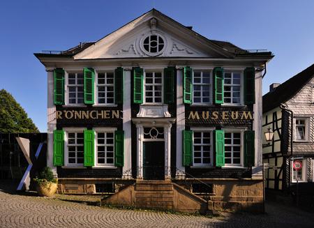 Deutsches Rönnchen Museum Remscheid Lennep