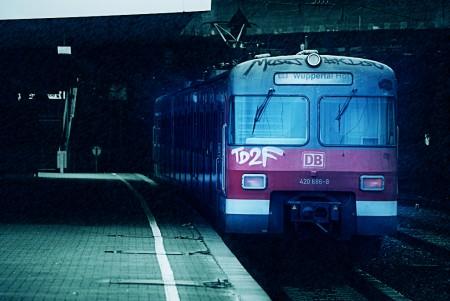 S9 Wuppertal - Haltern