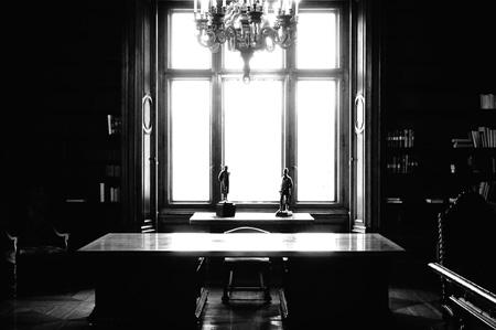 Schreibtischtäter