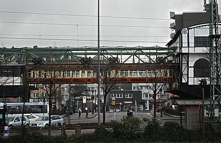 Schwebebahn Kaiserwagen