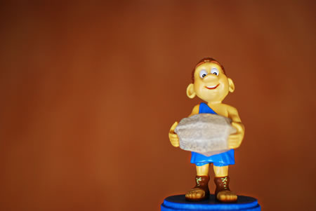 Die Siedler II NG Spielfigur - ganz ohne Kopierschutz!