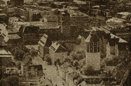Luftbild Stadtkern Remscheid