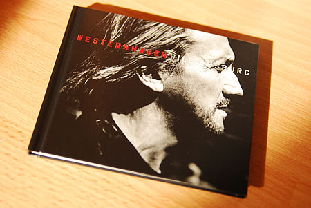 Neue Westernhagen CD Williamsburg ohne Williamsburg CD