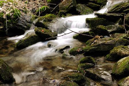 Die Wiebachfälle - der Touristenmagnet nach der Loipe Önkfeld