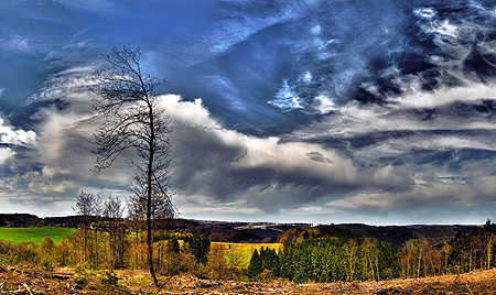 Willringhausen - Frühling und Wetter in Ennepetal