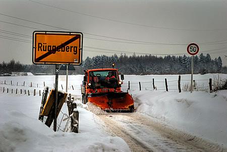 Winter in Rüggeberg / Ennepetal