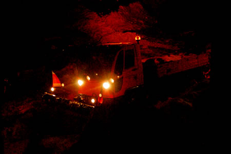 Winterdienst Radevormwald 23:30Uhr