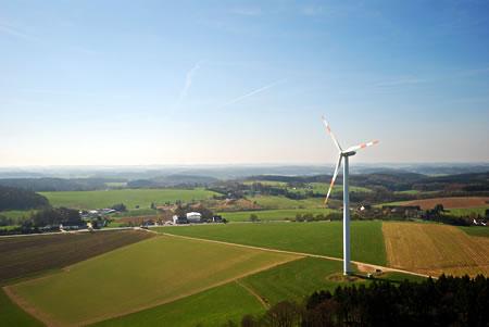 Windkraftanlage Radevormwald