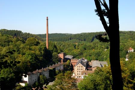 Das Wülfing Museum an der Wupper