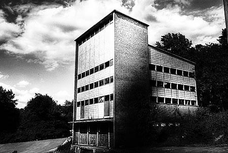 Verlassenes Industriegebäude Radevormwald Dahlhausen