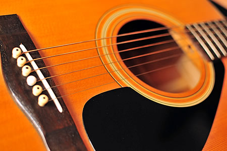 Yamaha Akustikgitarre